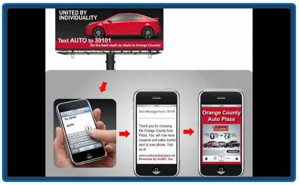 Mobile Marketing Auto-Campaign