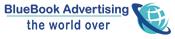 Bluebook Advertising Logo
